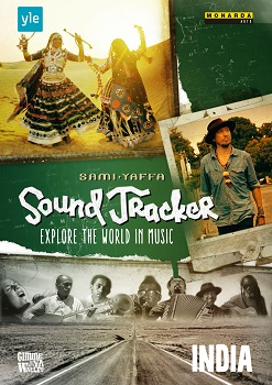 India, Sound Tracker, Sami Yaffa, Monarda Arts