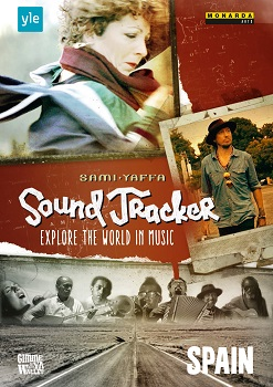 Spain, Sound Tracker, Sami Yaffa, Monarda Arts