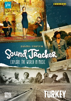 Turkey - Türkei, Sound Tracker, Sami Yaffa, Monarda Arts